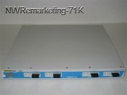 Agilent Gbe/4 4port 1000basesx Router Tester E7904a 365dy Warranty Free Shipping