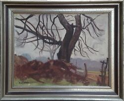Bror Forssell 1883-1959 Old Tree