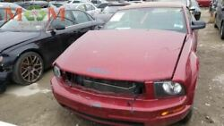 Trunk/Hatch/Tailgate With Satellite Antenna Fits 07-09 MUSTANG 1367400
