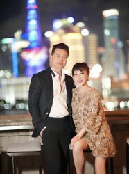 NEW $26000 CHANEL RUNWAY 18C P57984V39616 BEIGE TUNIC 44 MADE IN FRANCE 100%AUTH