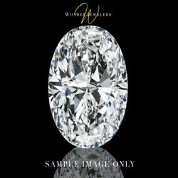 40.37 Carat Oval Cut Loose Diamond HRD Certified IVS1 + Free Ring (Y4217)