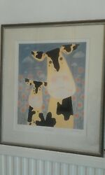 Daisyand039s Photo Lithography Limited Edition Signed By Mackenzie Thorpe