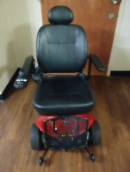 Jazzy Mobility Scooter Power Chair Select Elite New Batteries Used Twice