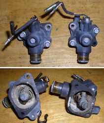 2007 Yamaha 350hp Outboard Thermostat Housings With Sensors Port/starboard