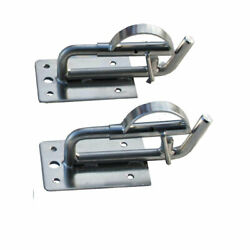 Swim Platform Boat Davit Heads Stainless Steel For Inflatable Dinghy Davits Head