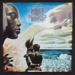 Miles Davis - Bitches Brew Mint- Light Box Transparency 36