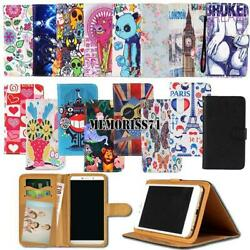For XGODY D28  Mate RS  P20 Smartphones Leather Stand Wallet Card Cover Case
