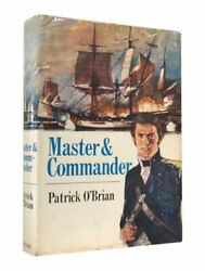 Patrick Oandrsquobrian Andndash Master And Commander Andndash First Uk Edition 1970 Andndash Collins - 1st