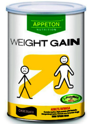 4 Tin Appeton Nutrition Weight Gain Powder Adults 900g Chocolate Flavor Exp Ship