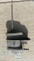 Short Shaft Lower Unit End For A 1976 Johnson 15hp Outboard Boat Motor 15 Hp