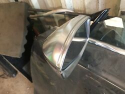 2014-2017 Audi Rs7 S7 A7 Oem Driverand039s Front Door W/o Laminated Glass