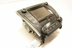 Audio Radio Receiver W/Temperature Control 86140-06700 Fits 17 Toyota Camry OEM