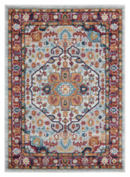 United Weavers Multi-color Transitional Casual Dots Area Rug Floral 1815 30475