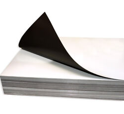 100 Sheets 20mil Thick Glossy Inkjet Magnet Paper 8.5 X 11 Magnetic Print Photo