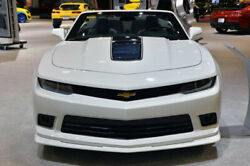 Fits 2014 - 2015 Camaro Ss Spring Special Style Rally Stripes
