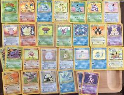 Sold - 1999 Pokemon Card Lot, +500 Barely Used