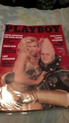 August And October 1993 Playboy's Collector Magazine's