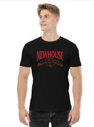 Vintage Style Newhouse Trap Short-sleeve T-shirt Ships From Usa All Sizes Black