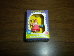 Polly Put The Kettle On And Box Fairykins Louis Marx 1962 Hong Kong Hand Painted
