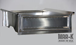 Chevrolet Chevy Pickup Truck Complete Bed Kit Aluminum W/o Wood Floor 1941-1945