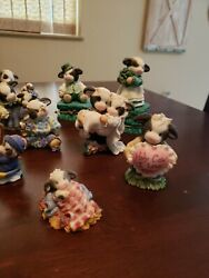 Marys Moo Moos Figurines Collection