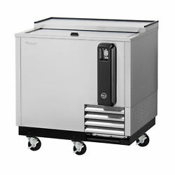 Turbo Air Tbc-36sd-n6 36 Super Deluxe Bottle Cooler 8.5 Cu. Ft.