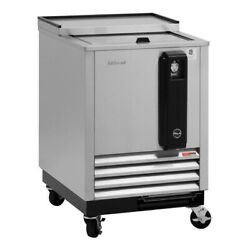 Turbo Air Tbc-24sd-n6 24 Super Deluxe Bottle Cooler 3.6 Cu. Ft.