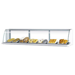 Turbo Air Tomd-40lw 39 Full Service Non-refrigerated Countertop Display Case
