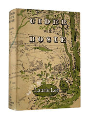 Laurie Lee Andndash Cider With Rosie Andndash The Libel Case Copy Andndash Unique Andndash First Edition 1st