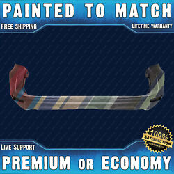 New Painted To Match Rear Bumper Cover Fascia For 2009-2012 Toyota Rav4 09-12