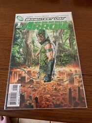 Dc Brightest Day Green Arrow 1 2010 Awesome