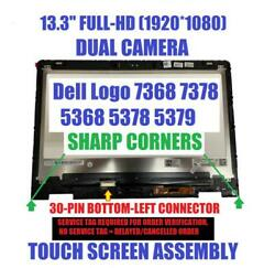 Lcd Display Lp133wf2-spl2 Touch Screen Digitizer For Dell Inspiron 13 5379 30pin