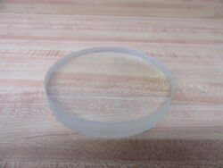 Pyrex 4-7/8 Diameter Sight Glass 3/4 Thick Pack Of 6
