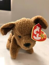 Tuffy the Terrier Beanie Baby Mint Condition