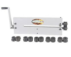 Woodward-fab Bead Beading Roller Rolling Wfbr6 With 6 Sets Of Dies