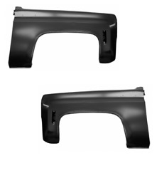 Chevy,gmc Pickup,blazer Front Fender Set Left And Right 1973-78