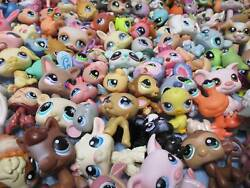 Littlest Pet Shop Lot 50 Different Lps Random Pets Best Deal BUY 3 GET 1 FREE