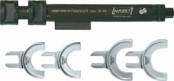 Hazet Safety Spring Vice Set 4900-2a/5 Number Of Tools 5
