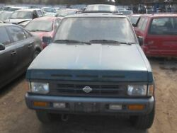 Rear Axle 4WD SE Non-locking Automatic Fits 92-95 PATHFINDER 13178782