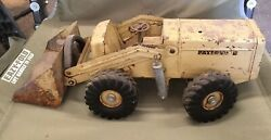 Early Nylint Toys Private Label Hough Payloader Truck 50's V Rare Nice Original