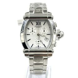 Charriol Colvmbvs White Dial Stainless Steel Womenand039s Quartz Watch 060t2