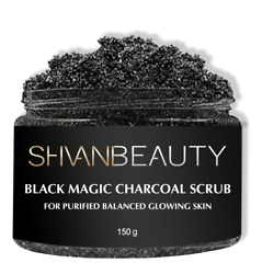 Activated Charcoal Body Scrubs Wholesale 90 Pcs Great For Salons And Spas