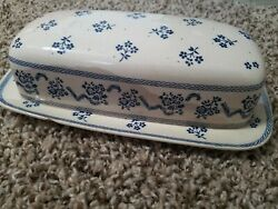 Johnson Brother Butter Dish