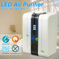 Led Air Purifier Ozone Ionizer Cleaner Fresh Clean For Living House Office Room