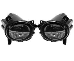 New Pair Set Of Left And Right Genuine Fog Lights Lamp For Bmw F20 F23 F31 F32 F36