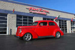 1938 Ford Tudor Supercharged Flathead 5 Speed 1938 Ford Tudor Sedan Supercharged Flathead V8 5 Speed Manual Street Rod