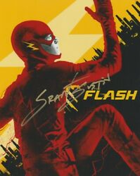 Grant Gustin The Flash Autographed Signed 8x10 Photo Coa 2019-12