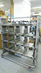 Innovive Ivc Rat Single 4 Row 12 Cage Position Rodent Housing Rack