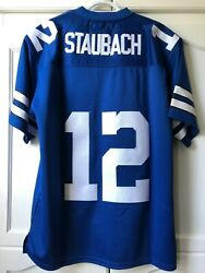 Roger Staubach 1971 Dallas Cowboys Mitchell And Ness Authentic Jersey 522xl 275