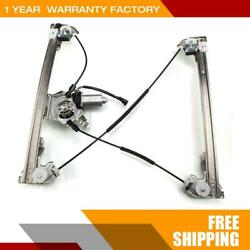 Power Window Regulator Motor Front Right RH Side Fits Ford F-150 Extended Cab 08
